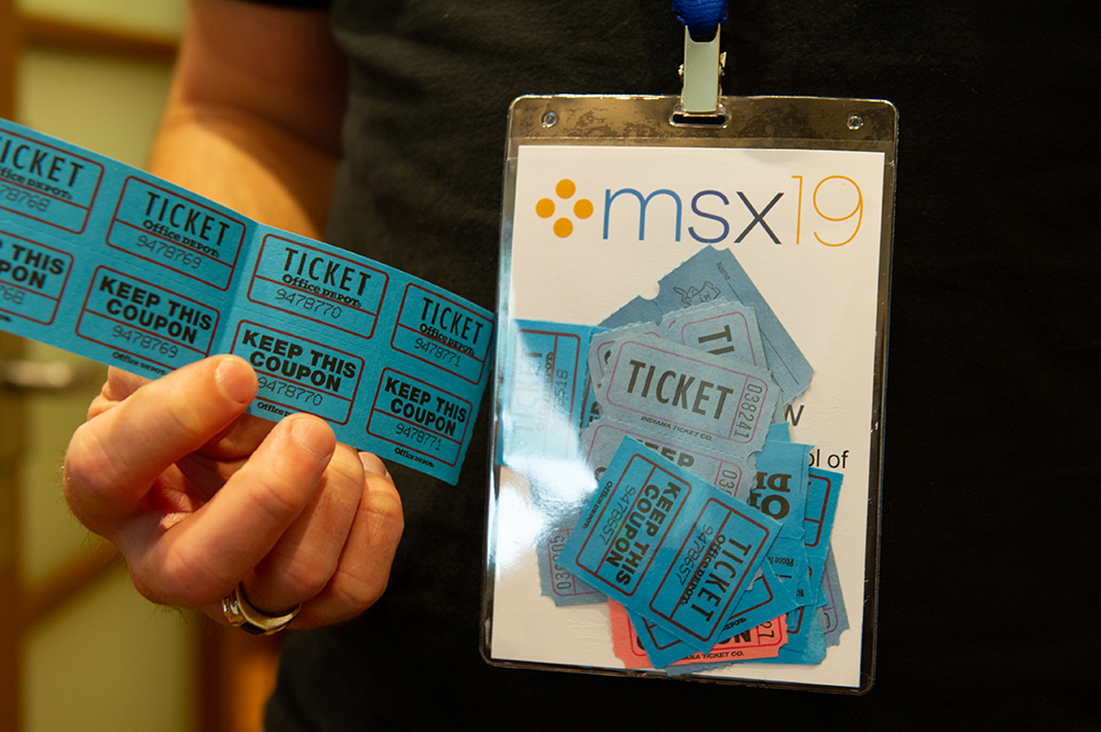 msx prize tickets