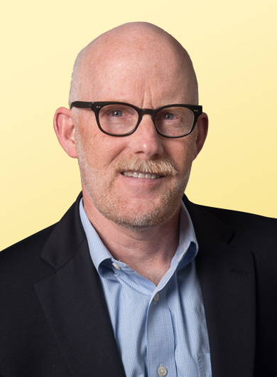 headshot of Steve McKee