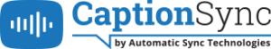 ast caption sync logo