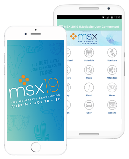 msx mobile app on mobile devices